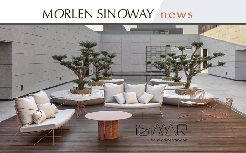 Morlen Sinoway iSiMAR Bolonia collection