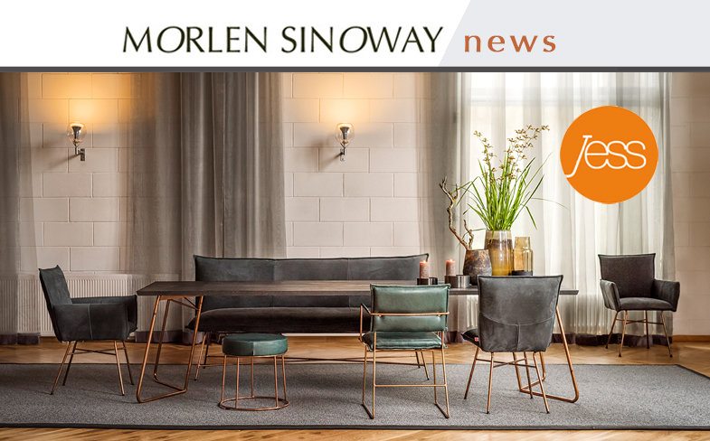 Morlen Sinoway is the leading retailer for Jess Furniture from the Netherlands