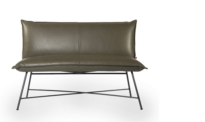 Vidar Dining Sofa / 2 seat,  starting at $2,425 List