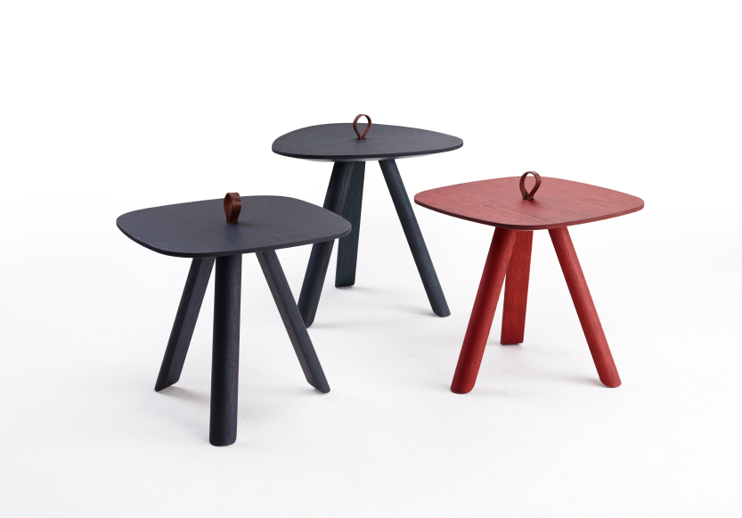 Tablets side table by Arco