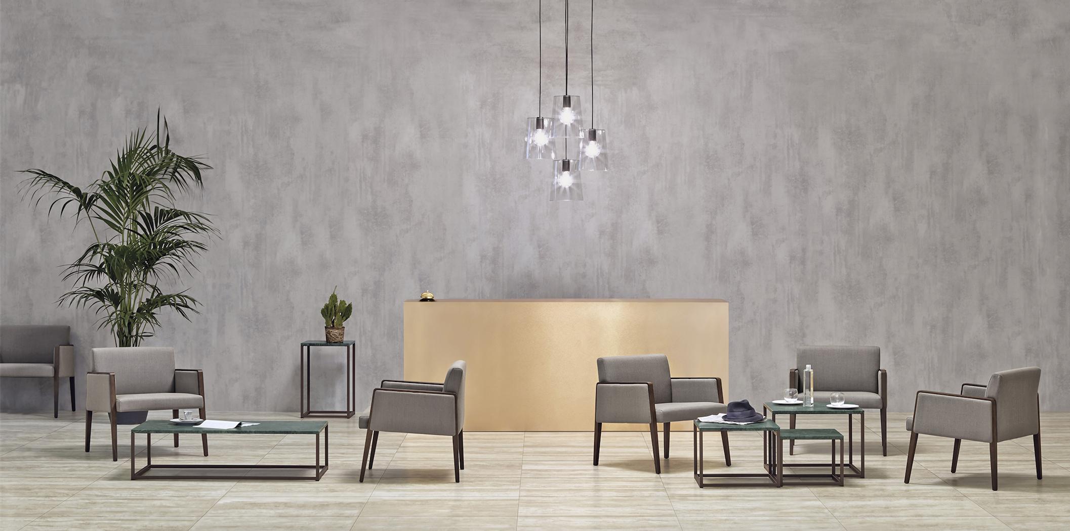 Pedrali Jil Lounge chair