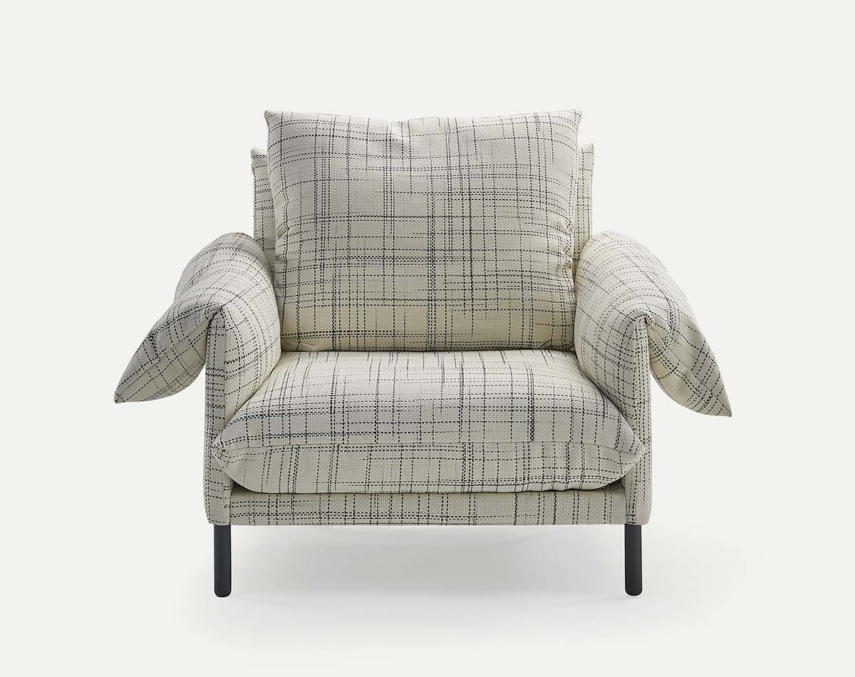 Alpino Armchair,  starting at $2,435 List