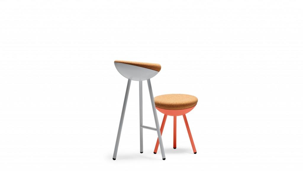 Mitab Boet stool