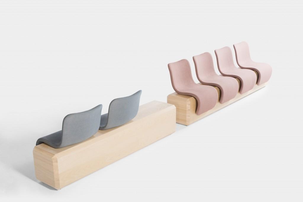 Mitab Ascent modular seating