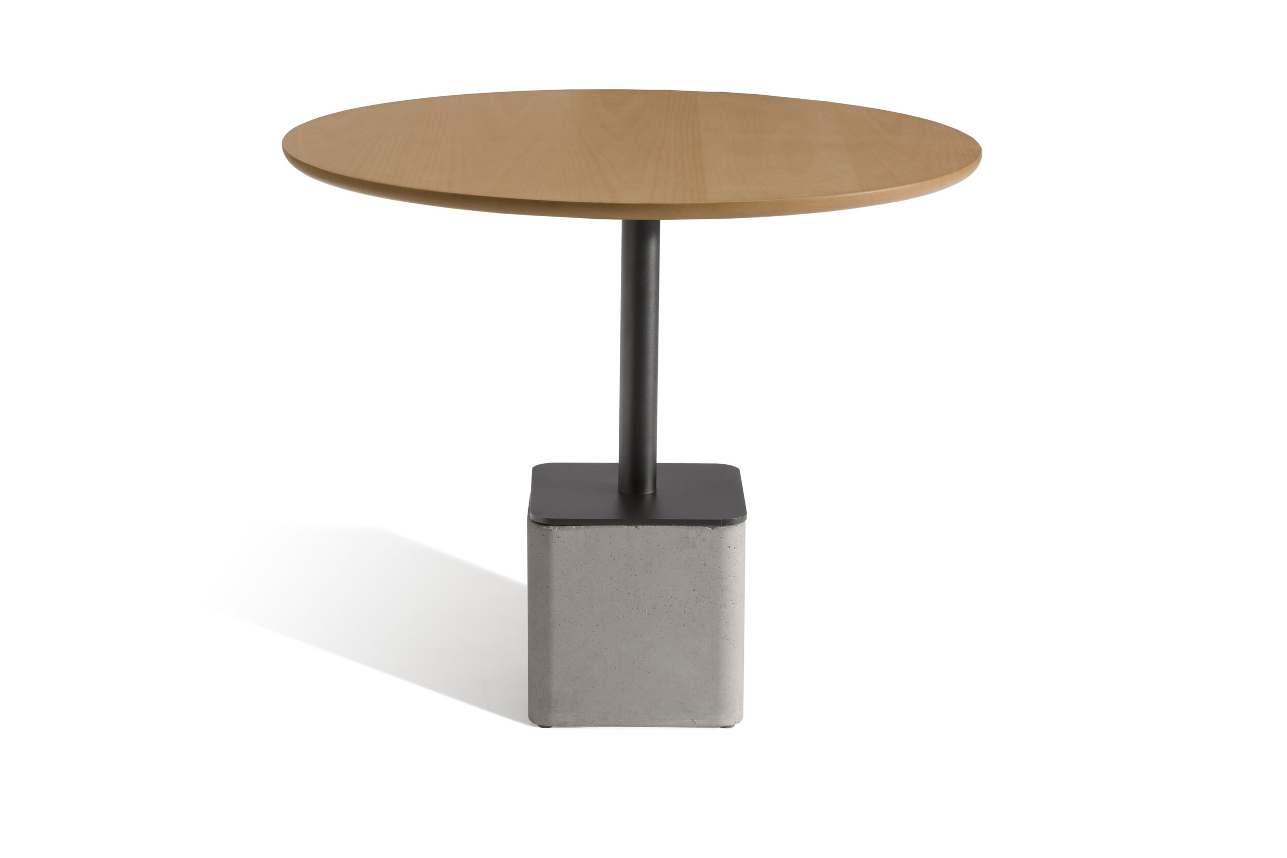 Gus Table with Concrete Base,  starting at $657 List