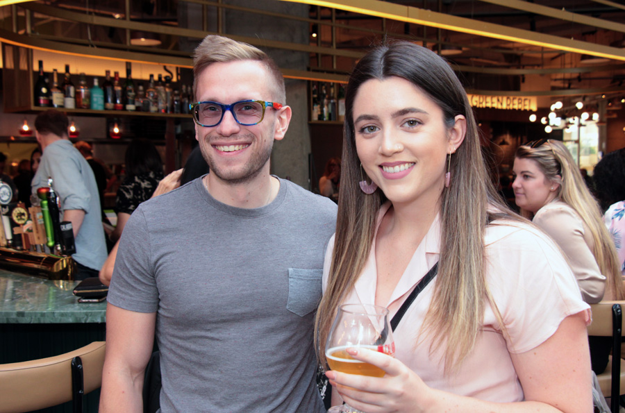 """Mealshare Lunch Party - """"Members of Ottawa's restaurant community gathered at Queen St. Fare on Tuesday night to celebrate the largest-ever expansion launch in Mealshare history."""""""