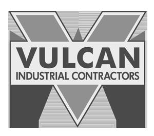 Vulcan Logo Small Gray