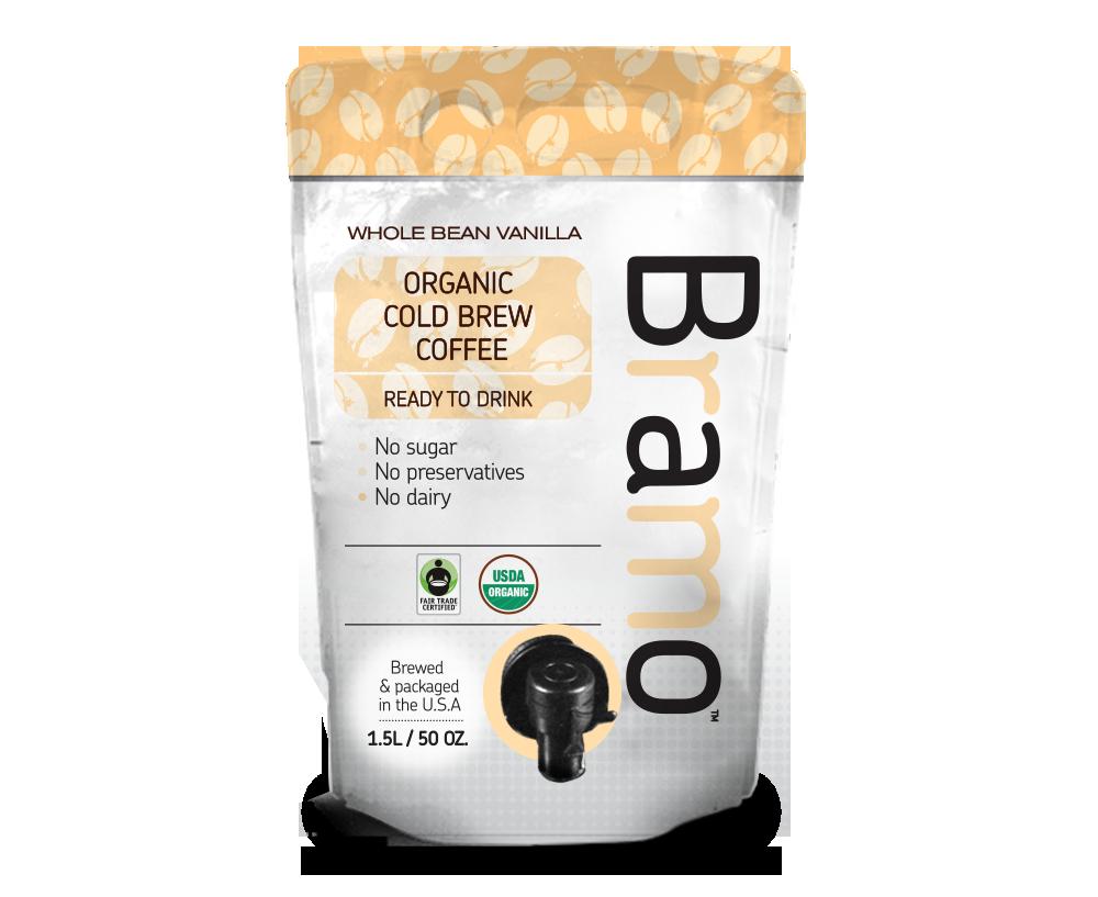 Whole Bean Vanilla 1.5L