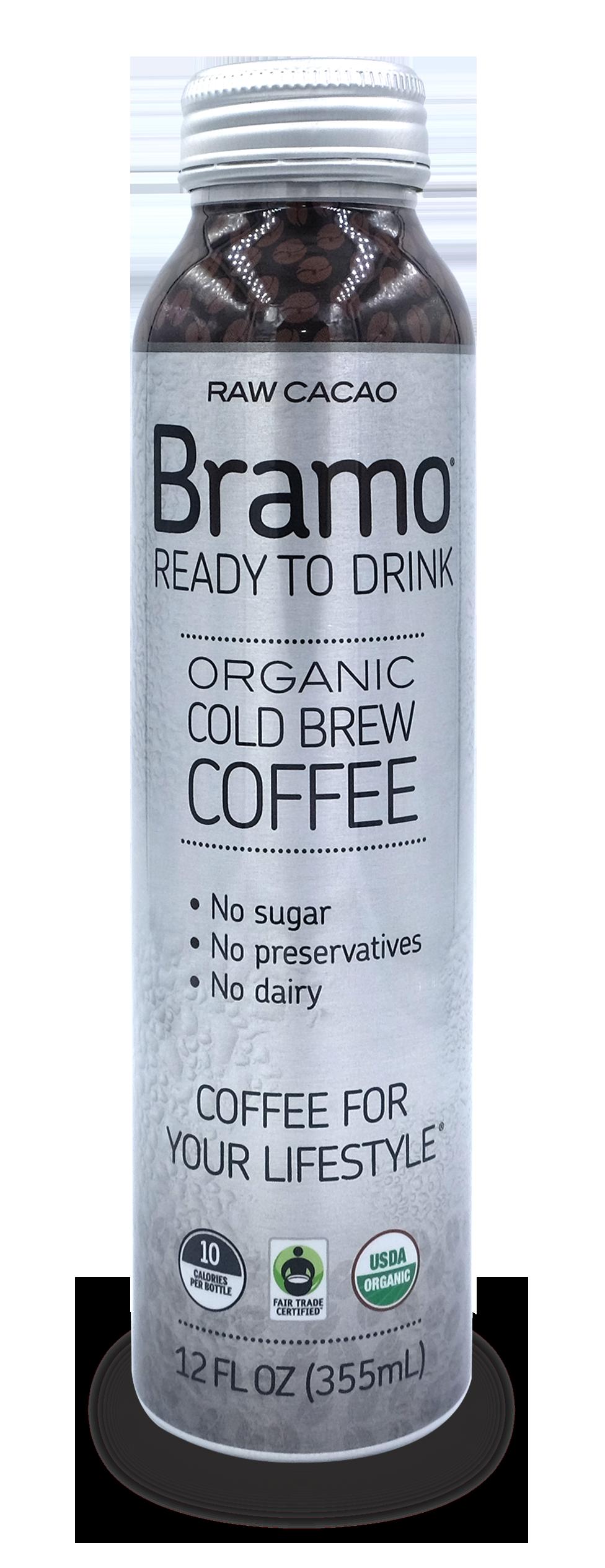 Bramo Raw Cacao 12Fl oz