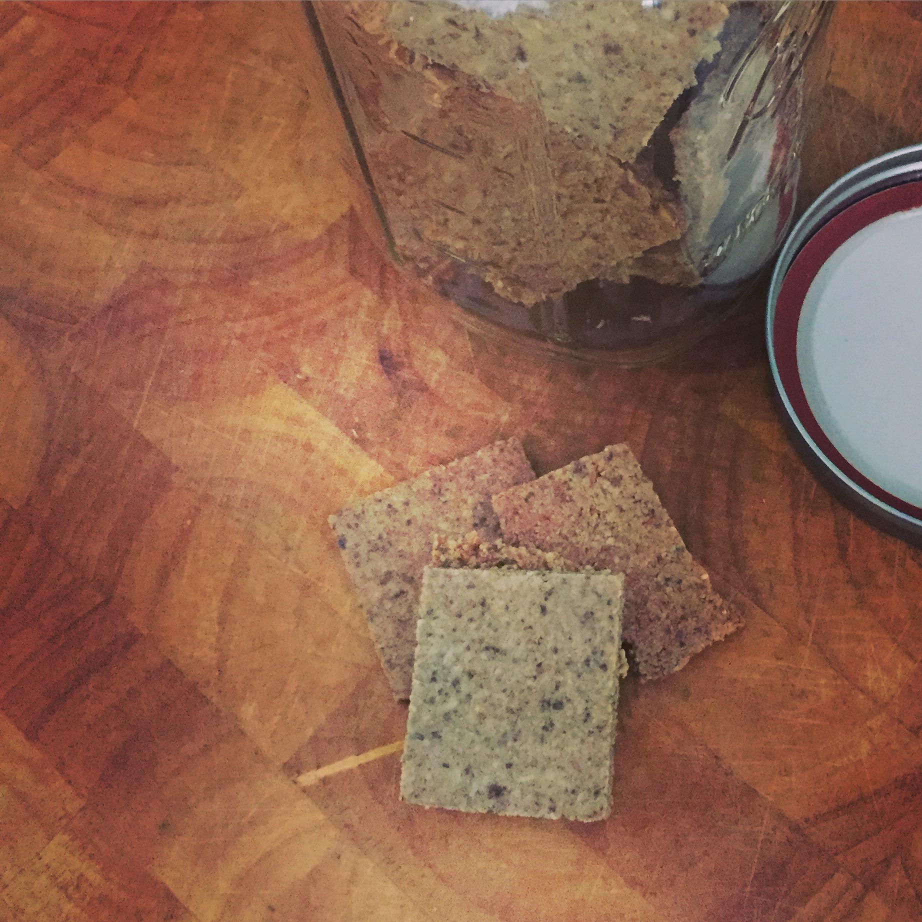 """""""Cheesy"""" Crackers"""