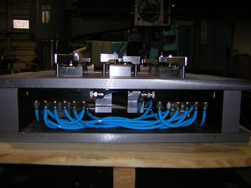 CNC Fixtures - machining fixtures