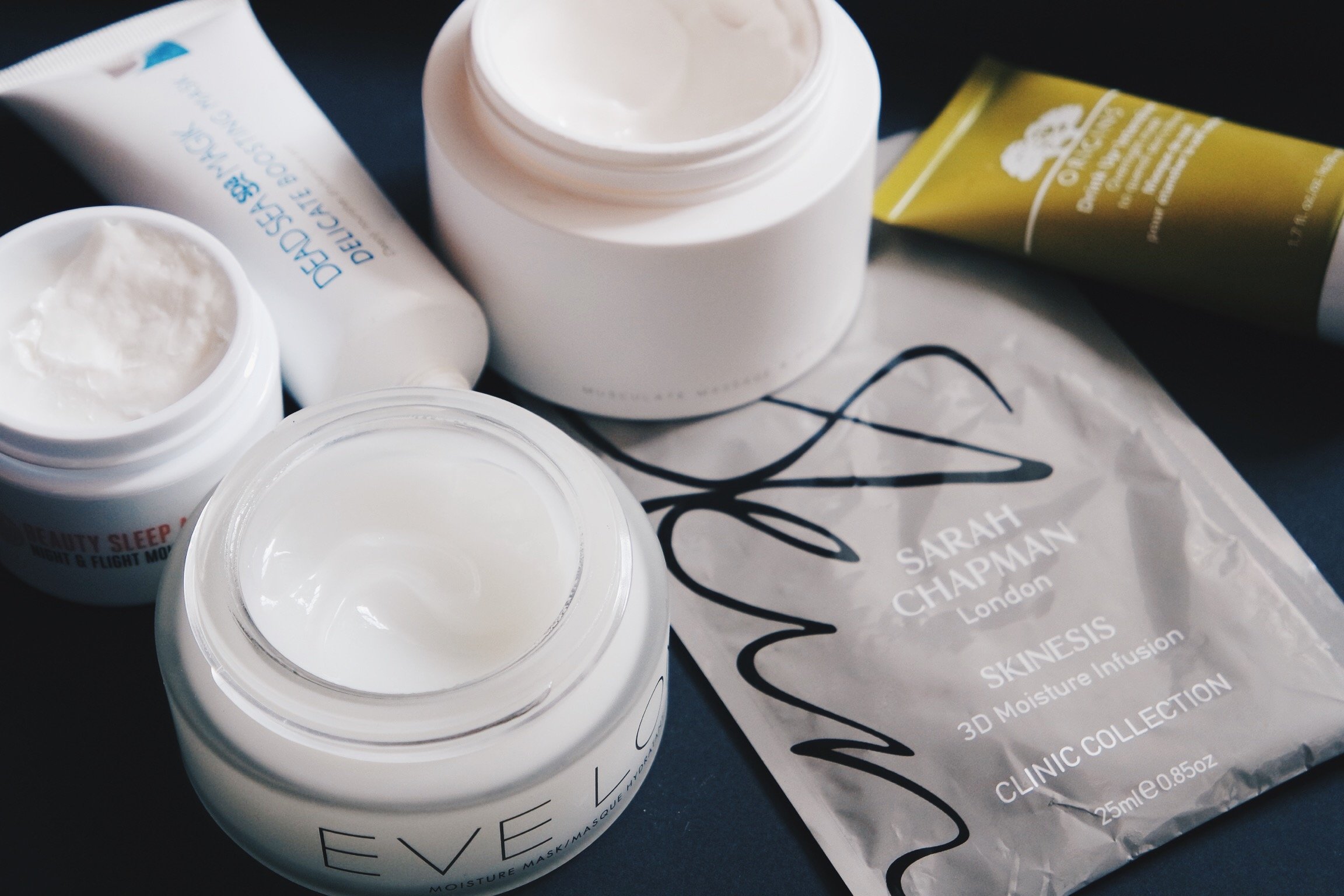 THAT GRACE GIRL | MASK IT : DRY SKIN