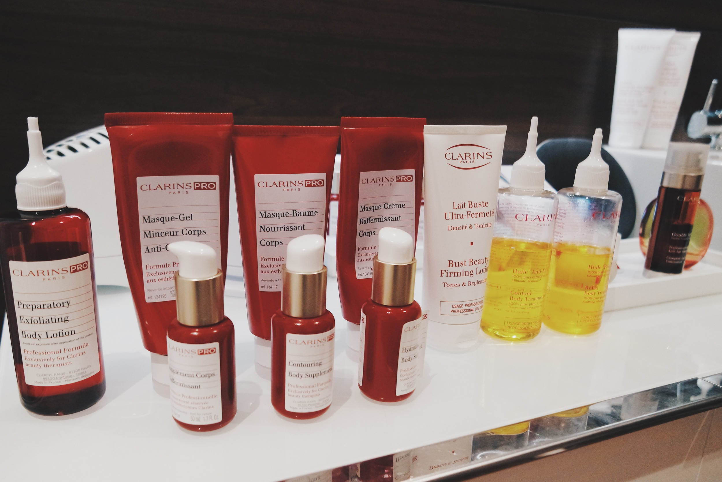 THATGRACEGIRL | CLARINS BODY LIFT SCULPTING MASSAGE