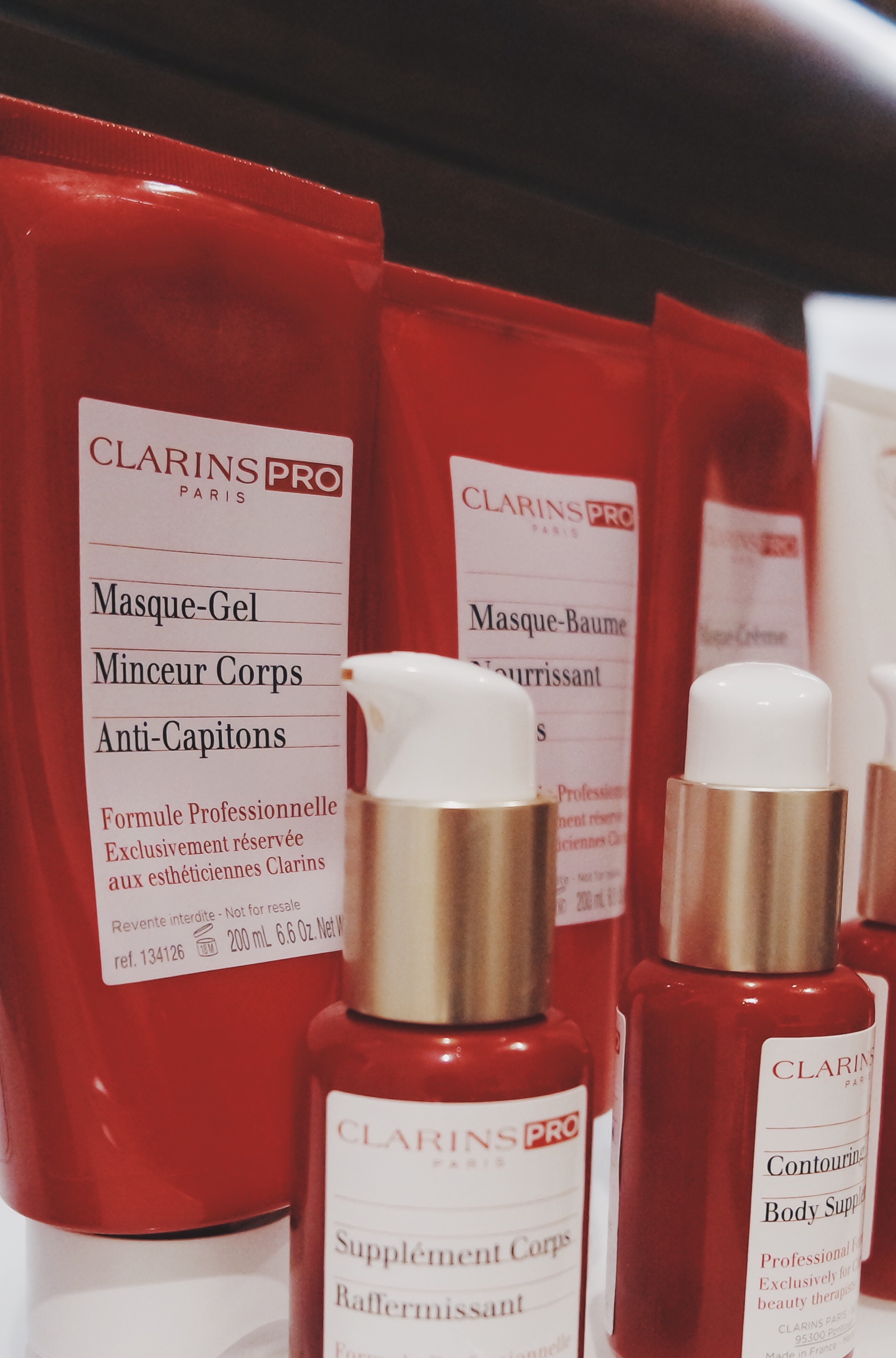 THATGRACEIRL | THE BEAUTY EXPERIENCE : CLARINS