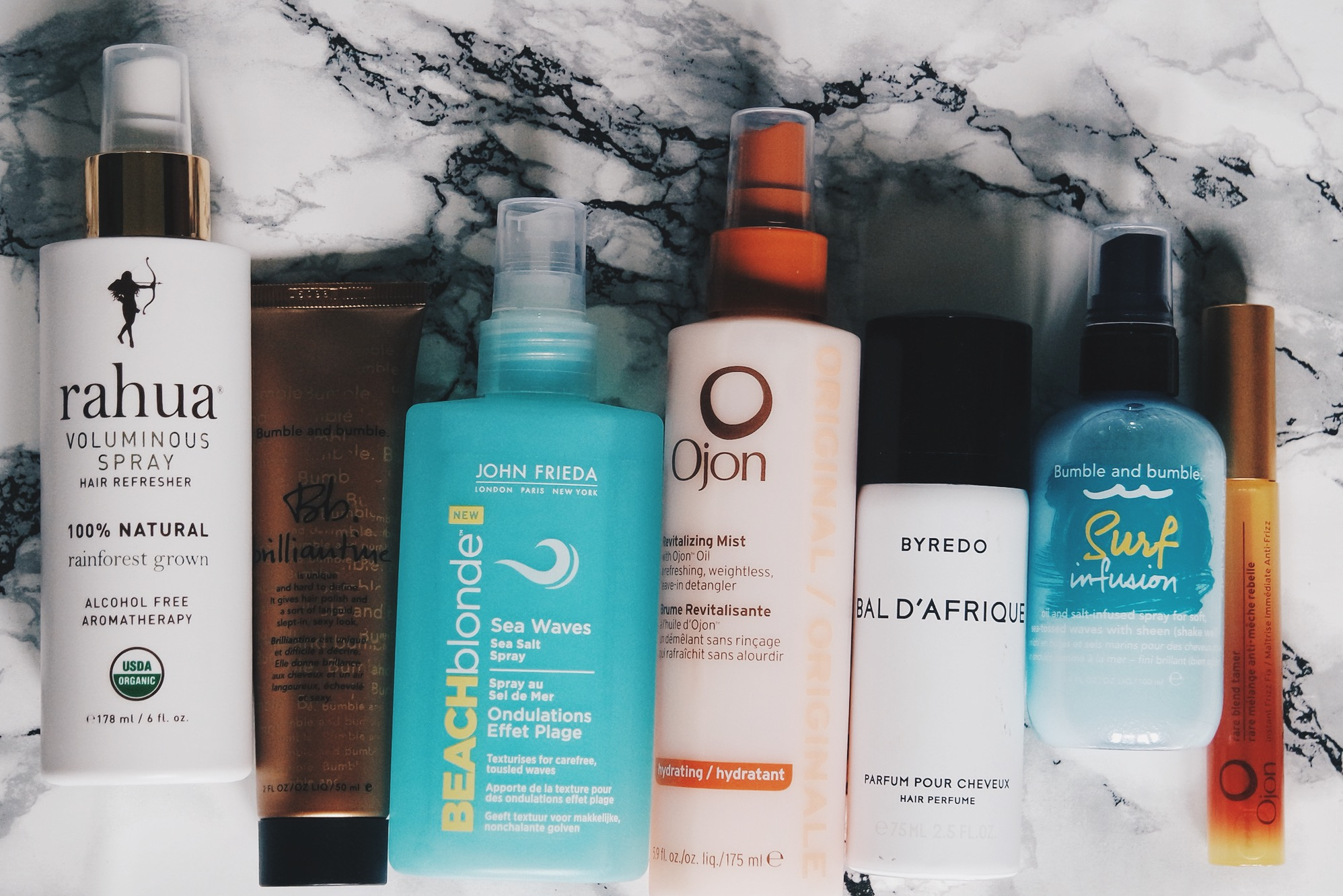 SUMMER HAIR ESSENTIALS | THATGRACEGIRL