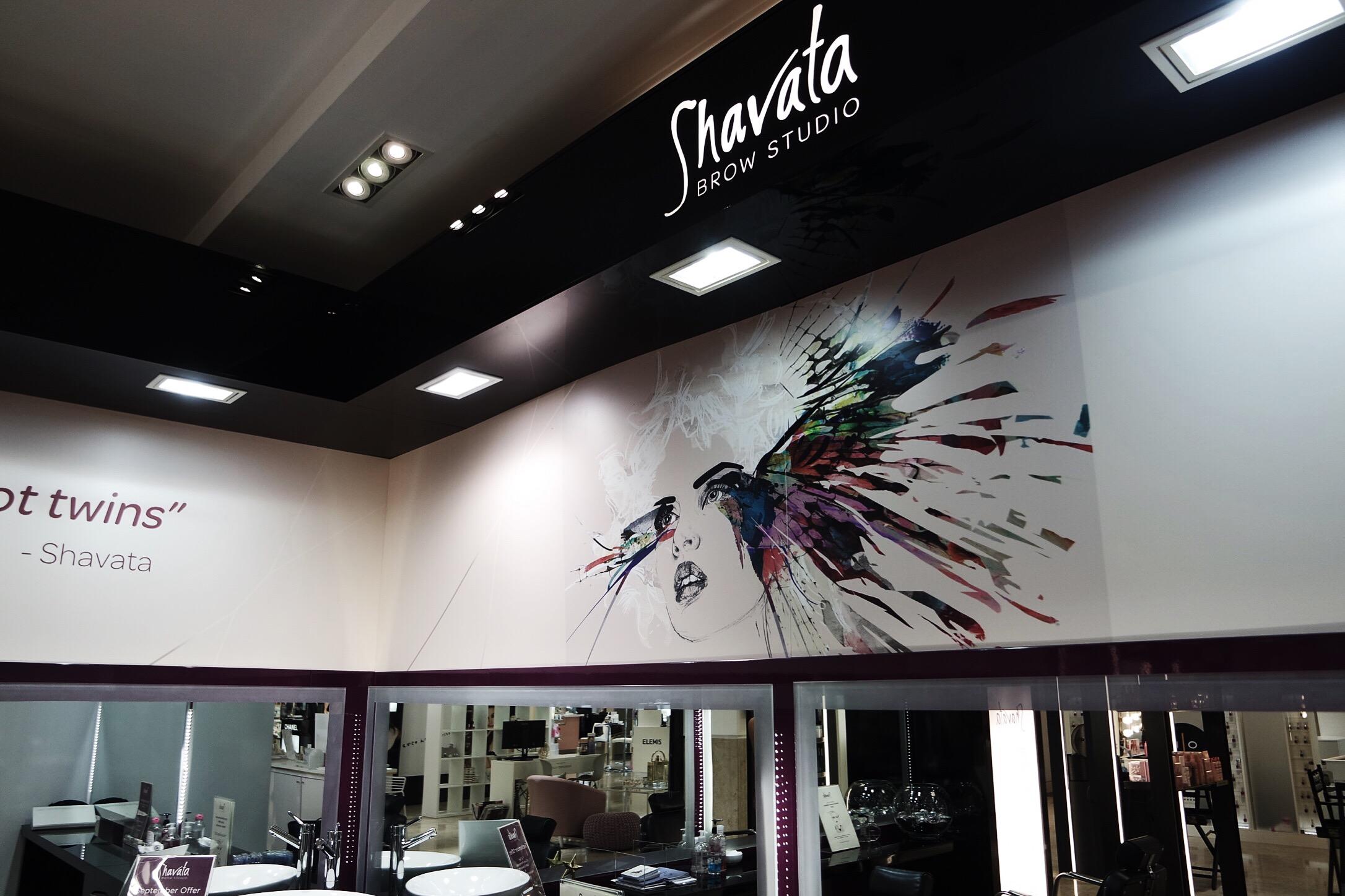 THE BEAUTY EXPERIENCE : SHAVATA BROW STUDIOS   THATGRACEGIRL
