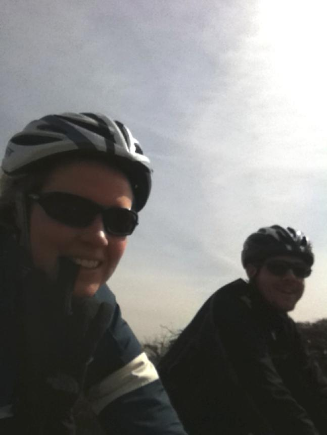 Ticking off the miles with Kristian in Essex