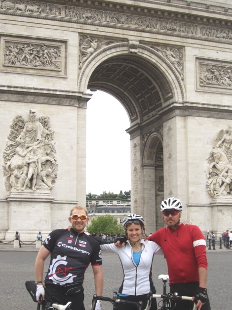 London to Paris in 24 hours (or less!)