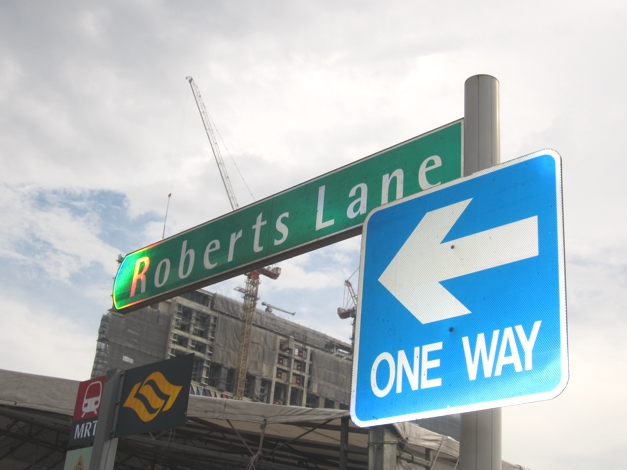 How friendly is Singapore for me - Roberts Lane