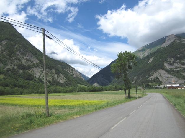 Alpine meadows