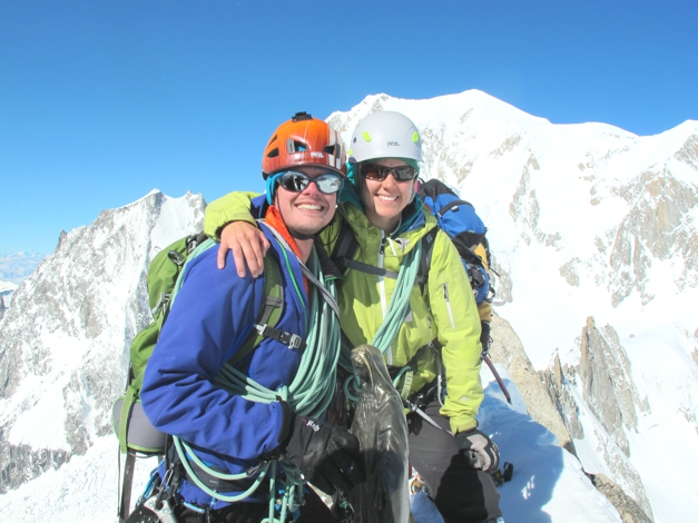 Budding Alpinists