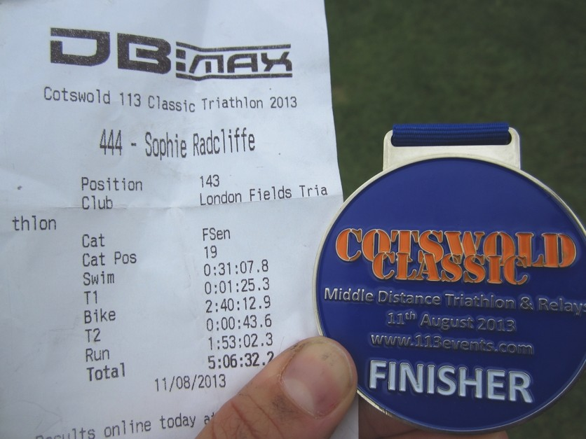 Results and Medal