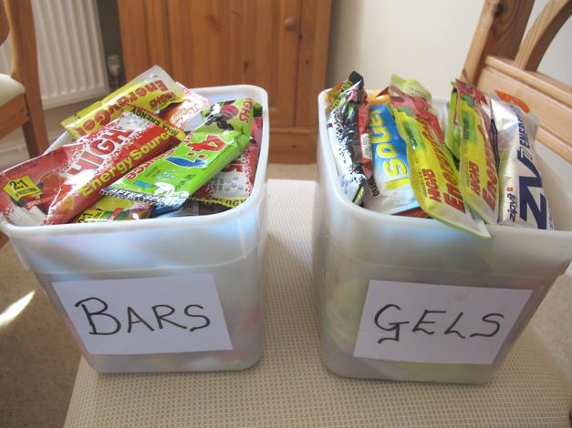 Bars V Gels
