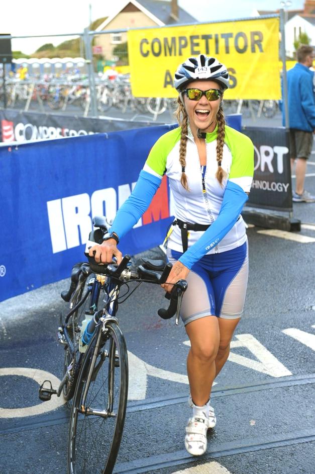 Ironman Wales, Transition, Bike Course