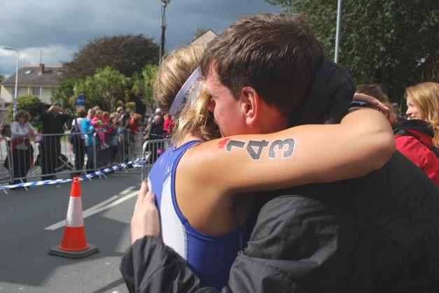Ironman Wales, run course