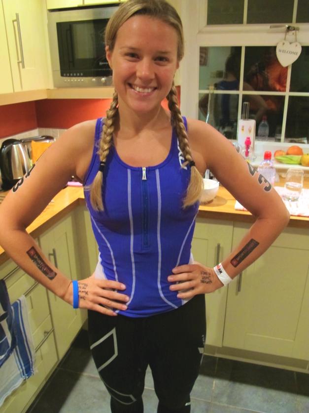 Ironman Wales Race Ready 4:30am