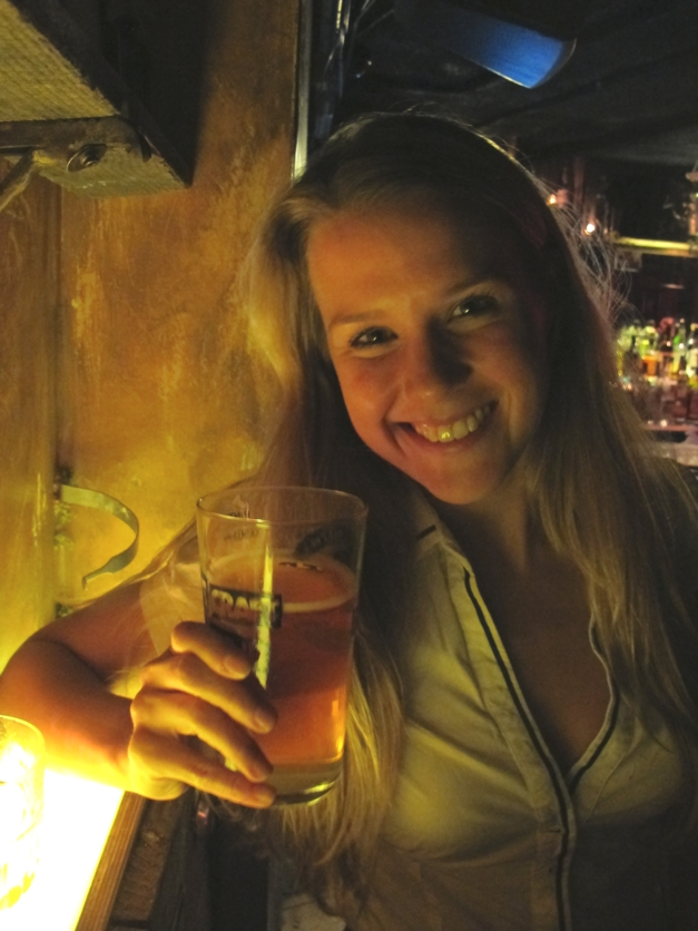 Drinking in BrewDog