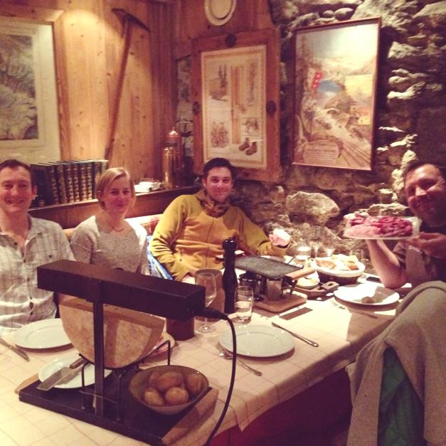 Mountain food fest