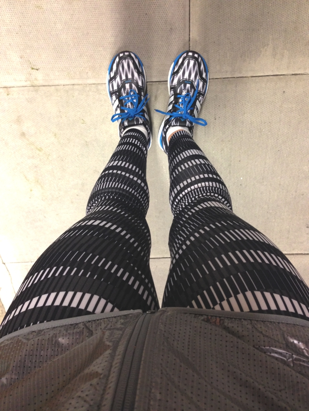 Snazzy leggings