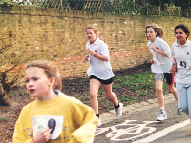 My first 3 mile run