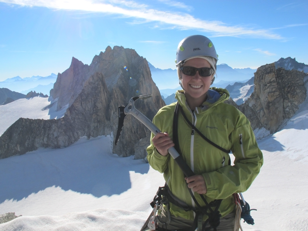 My new Patagonia Goretex Jacket