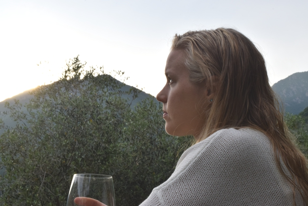 Weekend in Castelbianco, Finale, Italy, Sophie Radcliffe