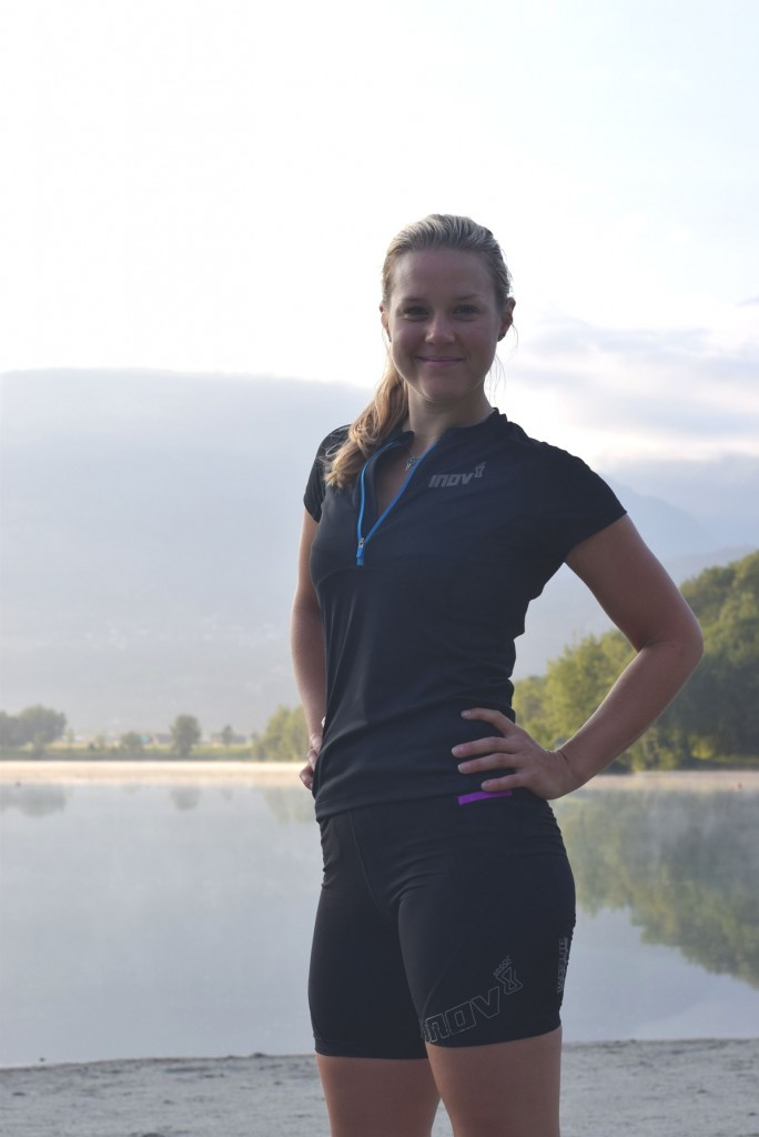 Sophie Radcliffe - Challenge Sophie Outdoor Fitness Chamonix