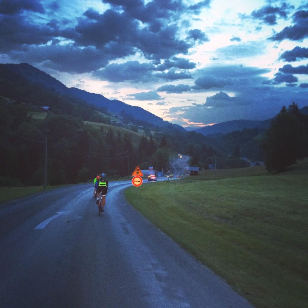 Tour du Mont Blanc, Challenge Sophie