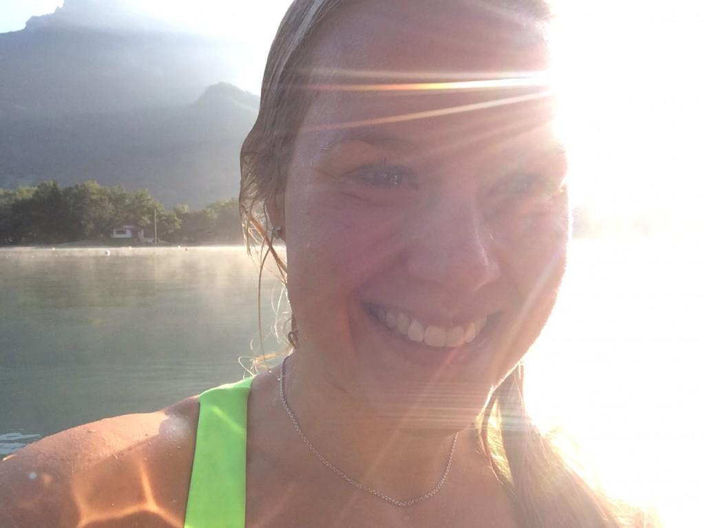 Sophie Radcliffe, Challenge Sophie