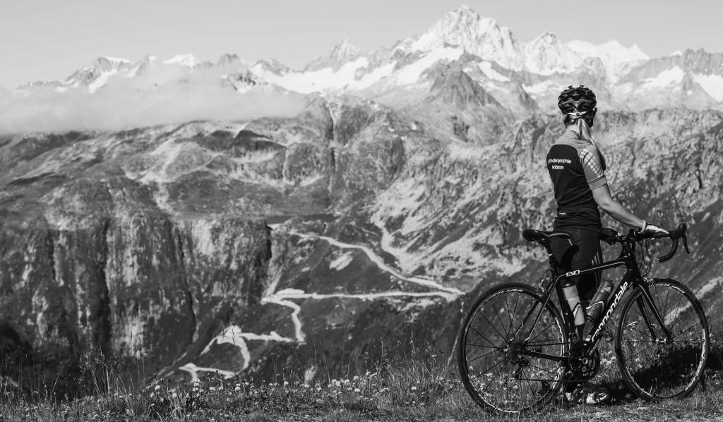 Sophie Radcliffe - Alpine Coast to Coast