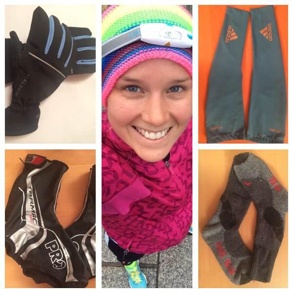 Winter training essentials