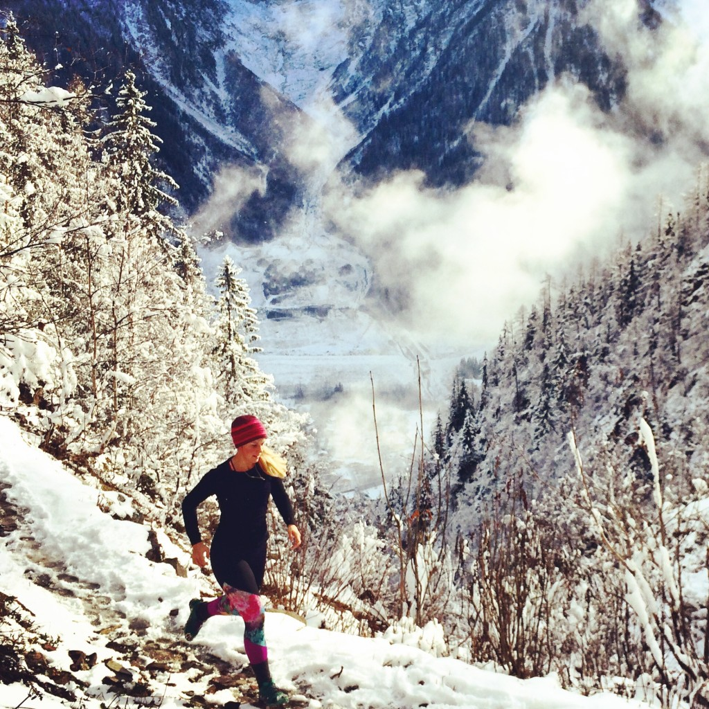 Christmas adventures and challenges Sophie Radcliffe