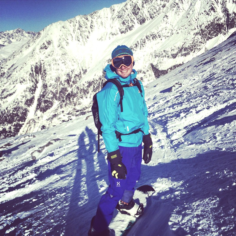 Open all winter Charley Radcliffe skiing in Chamonix