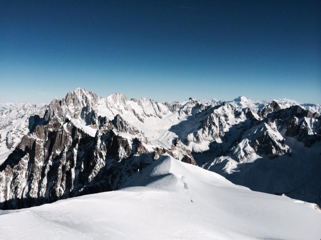 CHAMONIX, Aiguille du Midi