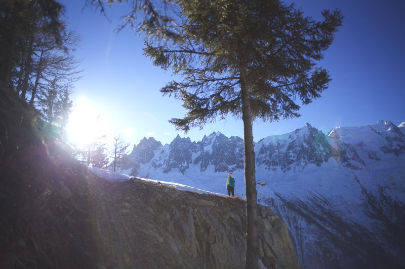 Vertical Kilometre, Chamonix
