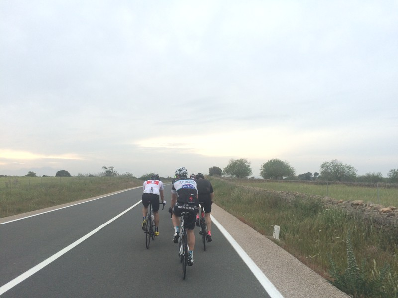 Mallorca312 - Challenge Sophie, endurance cycling challenge