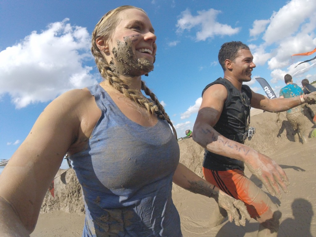 Tough Mudder Challenge Sophie