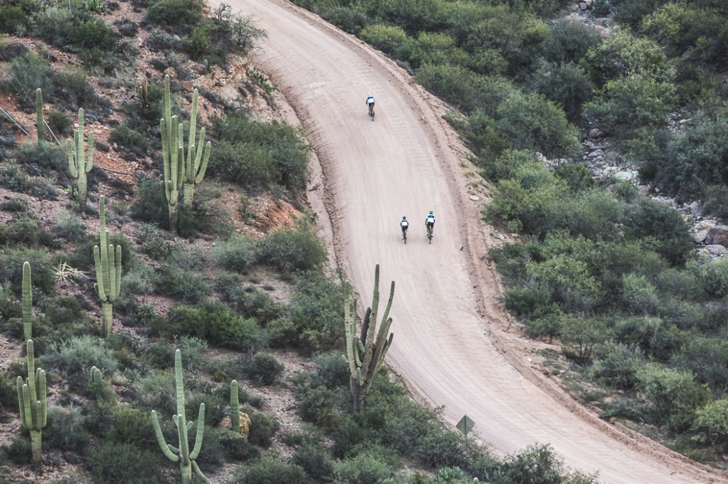Race The World - cycling the USA