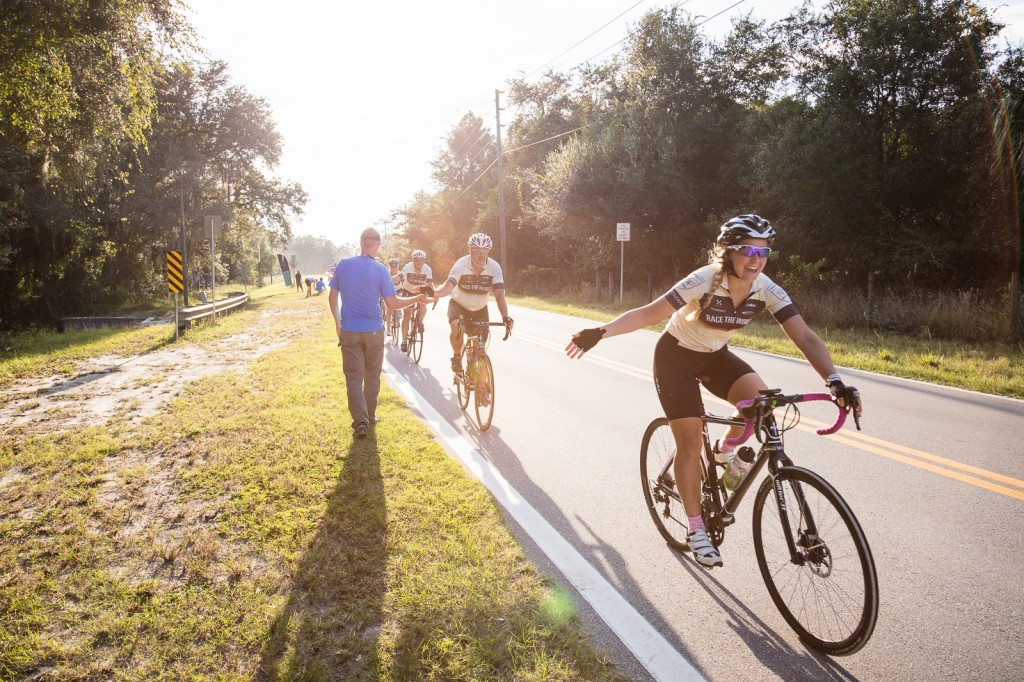 Race The World, Cycling USA Sophie Radcliffe