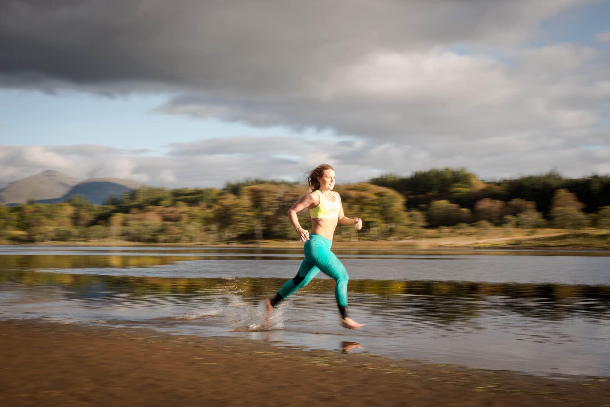 Sophie Radcliffe trail running Scotland